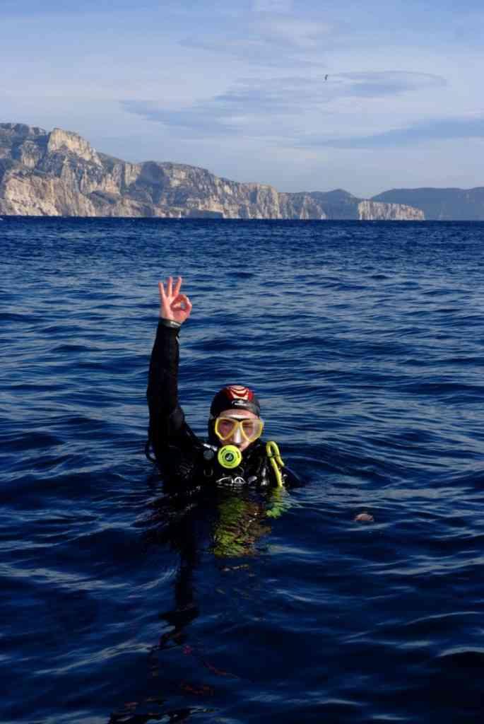 Niveau 2 plongée avec Aquadomia.com