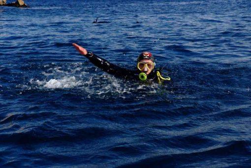formation rescue diver