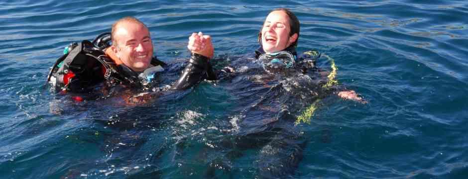 Aquadomia : devenir moniteur de plongée sous marine en 3 semaines Presse