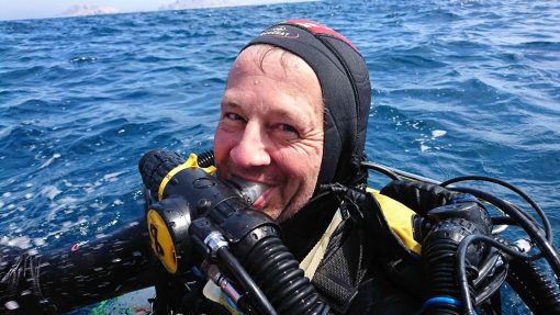 Divemaster Tech-rebreather Marseille