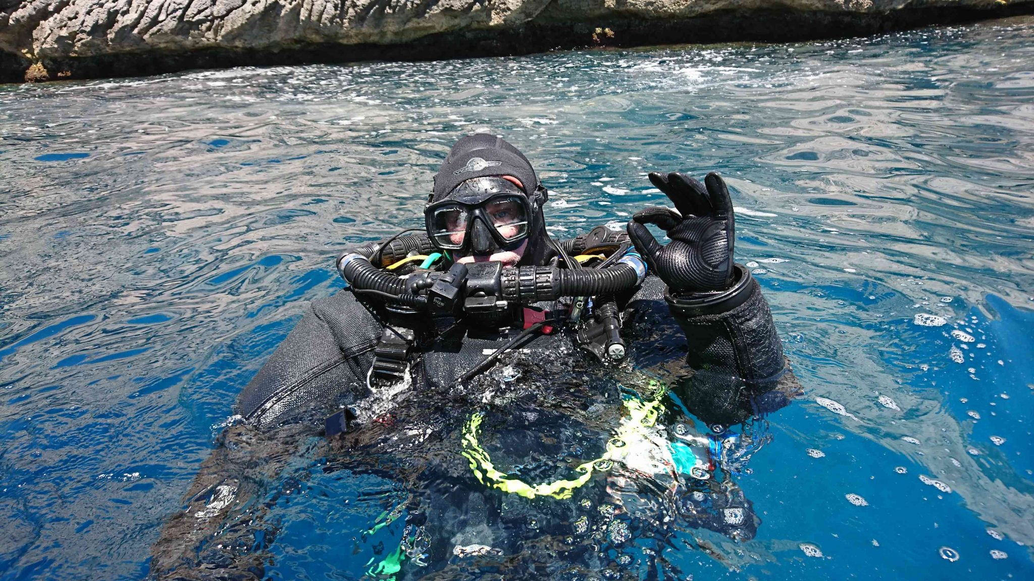 Formation moniteur de plongée Marseille : Instructeur TEK TDI et moniteur OWSI SDI