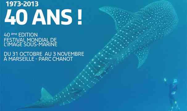 Festival mondial de l'image sous-marine à Marseille