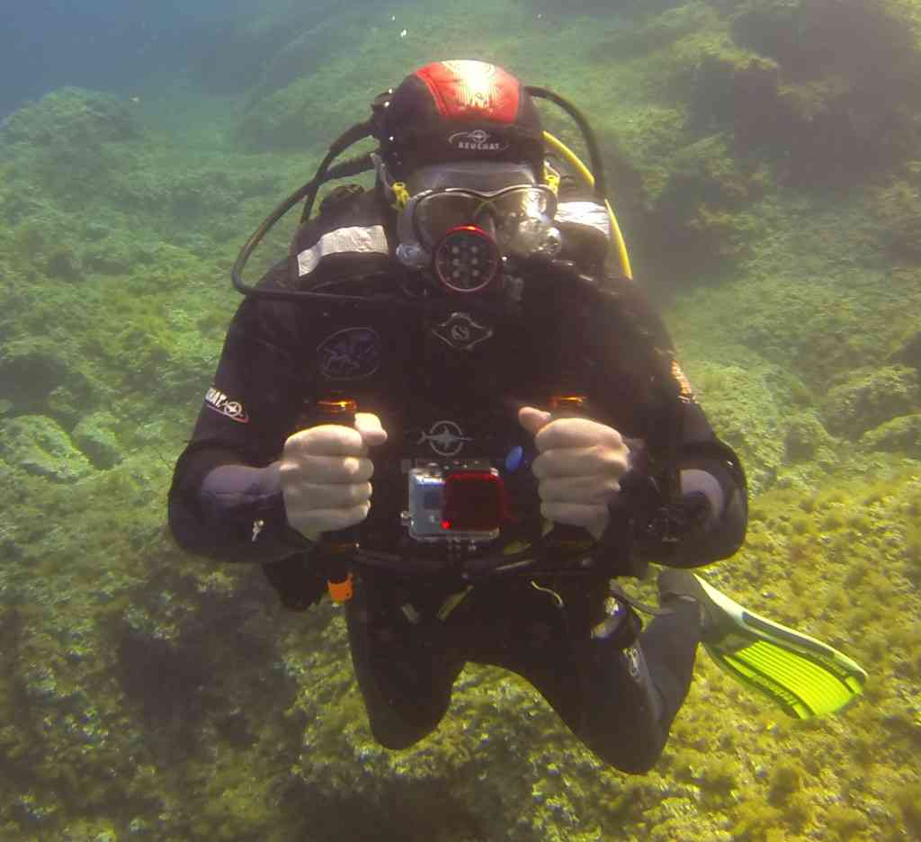 Film plongeur