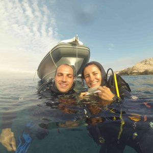 Scuba diving in Marseille