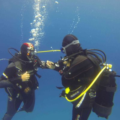 révision plongée - Formation niveau 2 et rescue