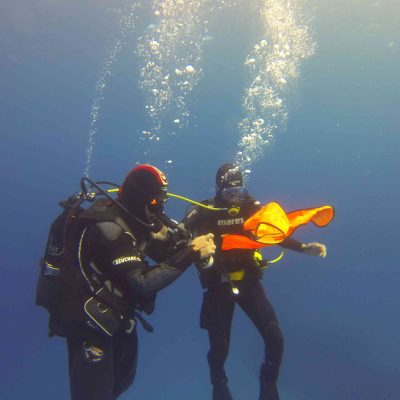 formation plongée profonde