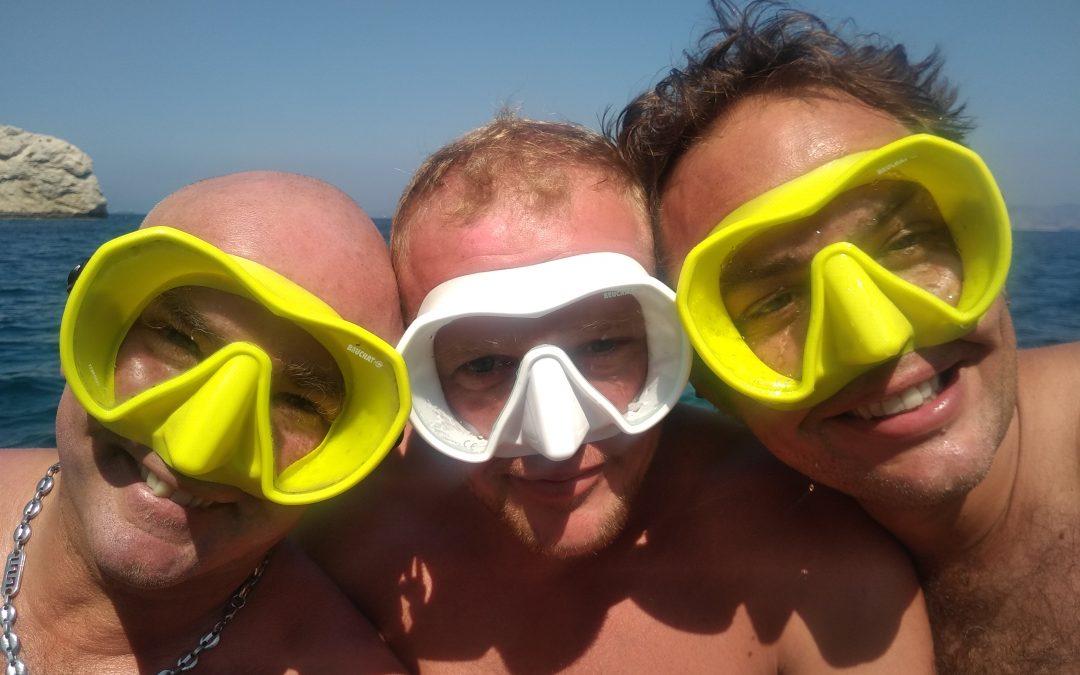 Formation plongée du débutant au moniteur de plongée recycleur toute l'année à Marseille !