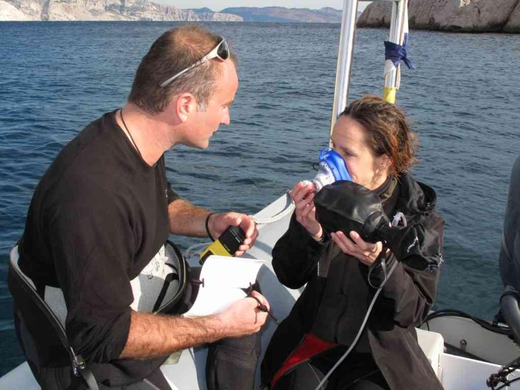 Formation niveau plongée 2 et rescue diver Padi