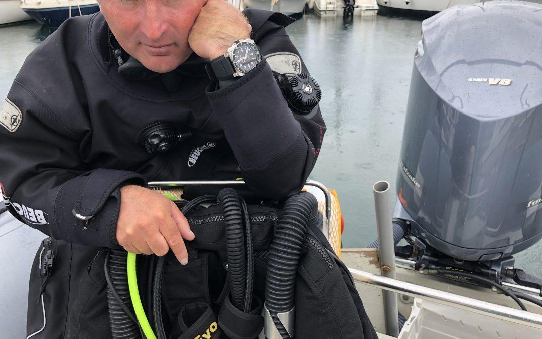 Nouveau : coaching plongée jusqu'à l'Instructeur de plongée par modules 2 semaines Biotekdive