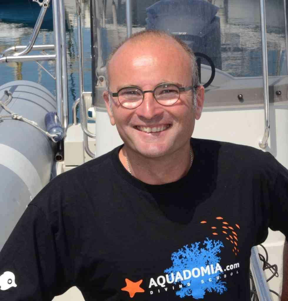 Portrait Vincent DEFOSSEZ, Desjeps, Instructeur trainer
