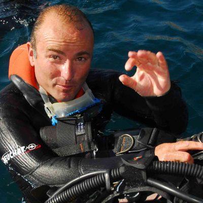 premier niveau plongée - formation initiateur