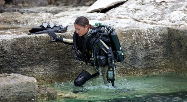 Formation recycleur Poseidon se7even Marseille - Devenir instructeur de plongée