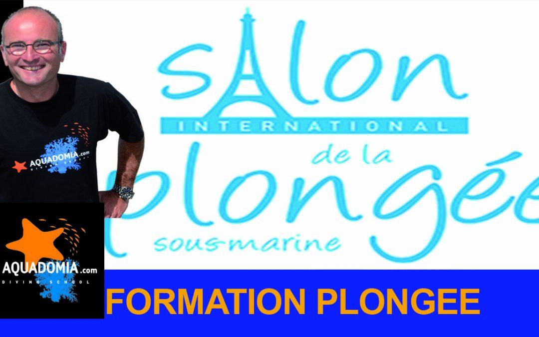 Salon de la plongée stand L32-L34 (1er étage) TDI SDI : toute l'info sur votre formation du 11 au 14 janvier