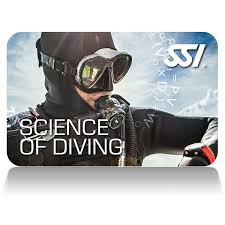 formation théorie divemasterScience of diving