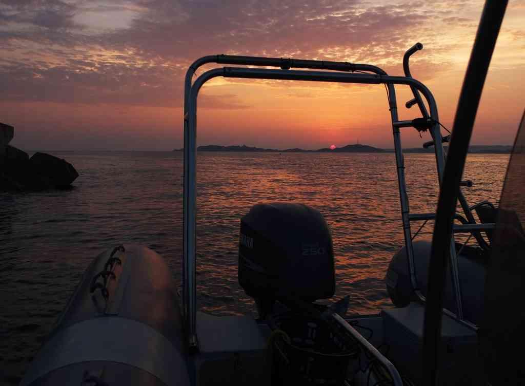 Sorite coucher de soleil Biakwa