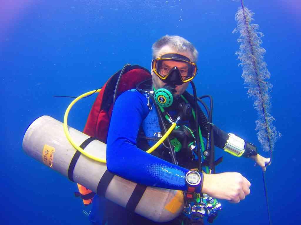 Devenir plongeur ou moniteur