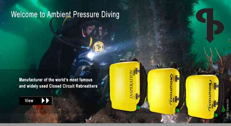 Vente recycleurs AP Diving