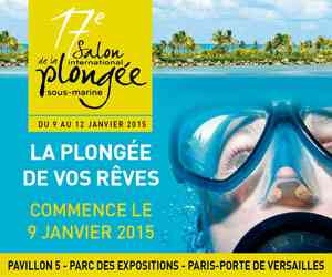 L 39 cole de plong e aquadomia au salon de la plong e for Porte de versailles salon formation artistique