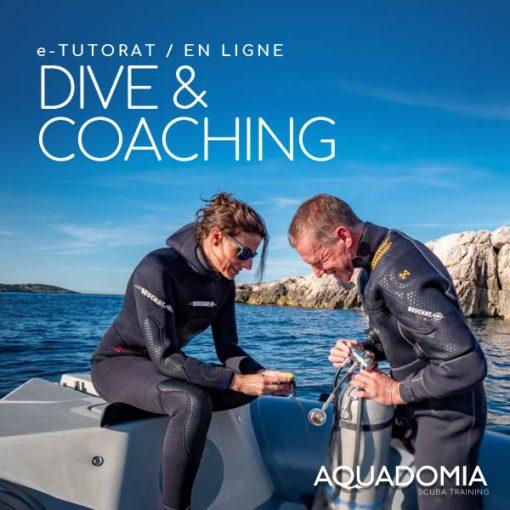 E-tutorat Dive & Coaching, coaching à distance