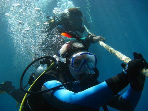 formation plongée sous-marine Marseille formation plongeur PA40