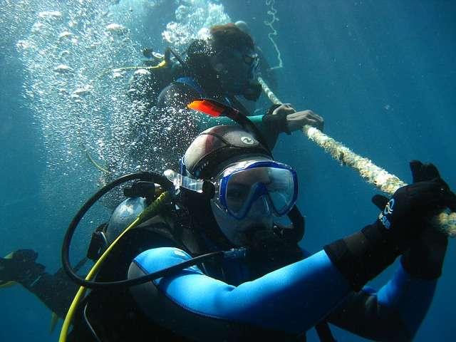 Assurez votre formation plongée sous-marine à Marseille !